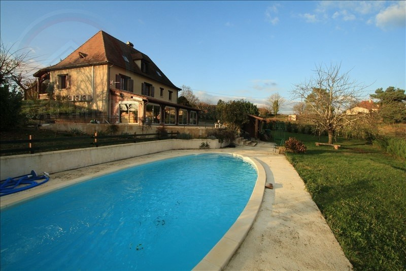 Sale house / villa Bergerac 318 000€ - Picture 1
