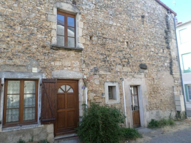 Produit d'investissement immeuble Lussac les chateaux 80500€ - Photo 5