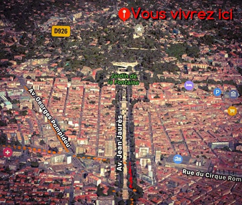 Vente appartement Nimes 130000€ - Photo 10