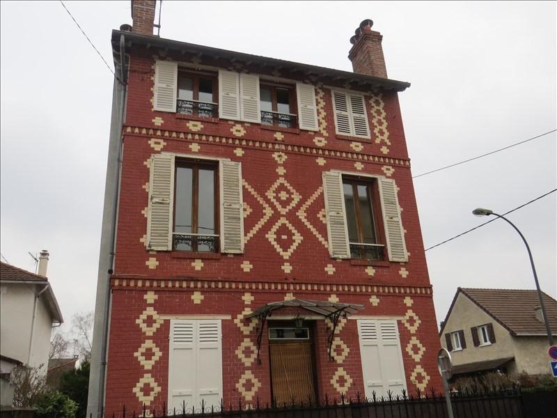 Rental apartment Maisons laffitte 935€ CC - Picture 1