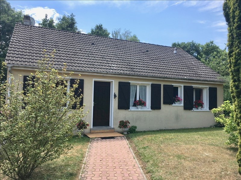 Vente maison / villa Conches en ouche 158 000€ - Photo 1