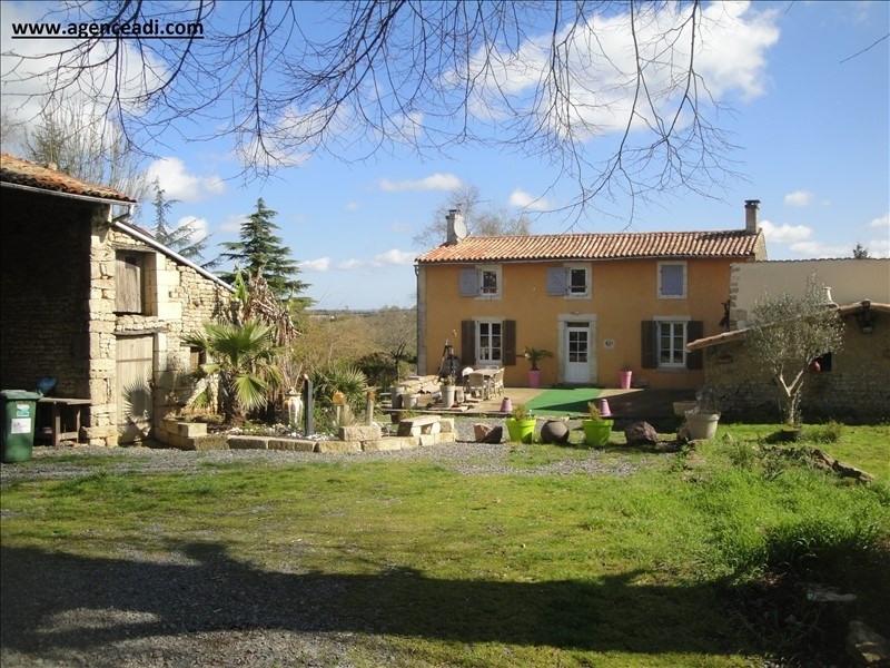 Vente maison / villa Secteur la creche 187200€ - Photo 1