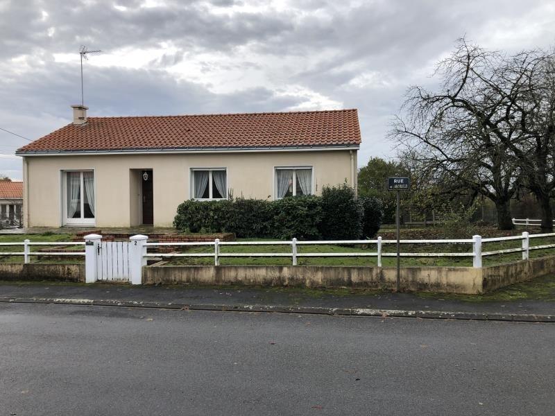 Vente maison / villa St philbert en mauges 127840€ - Photo 1