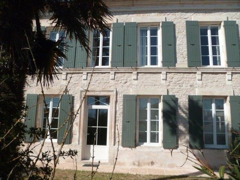 Vente de prestige maison / villa Le chateau d'oleron 573000€ - Photo 17