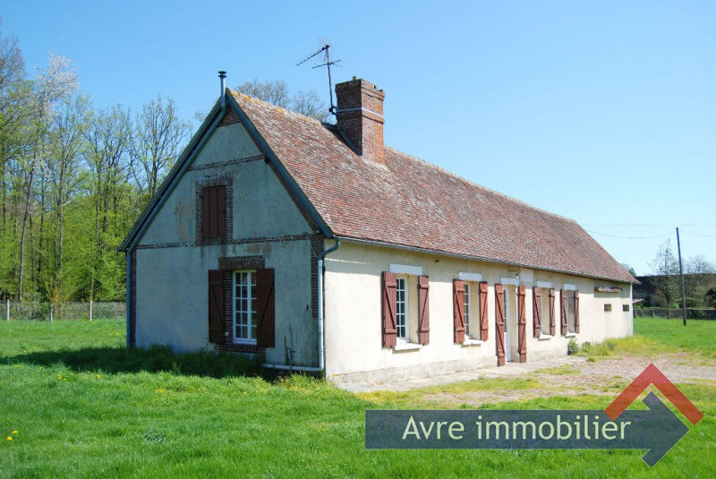 Vente maison / villa Verneuil d'avre et d'iton 169500€ - Photo 3