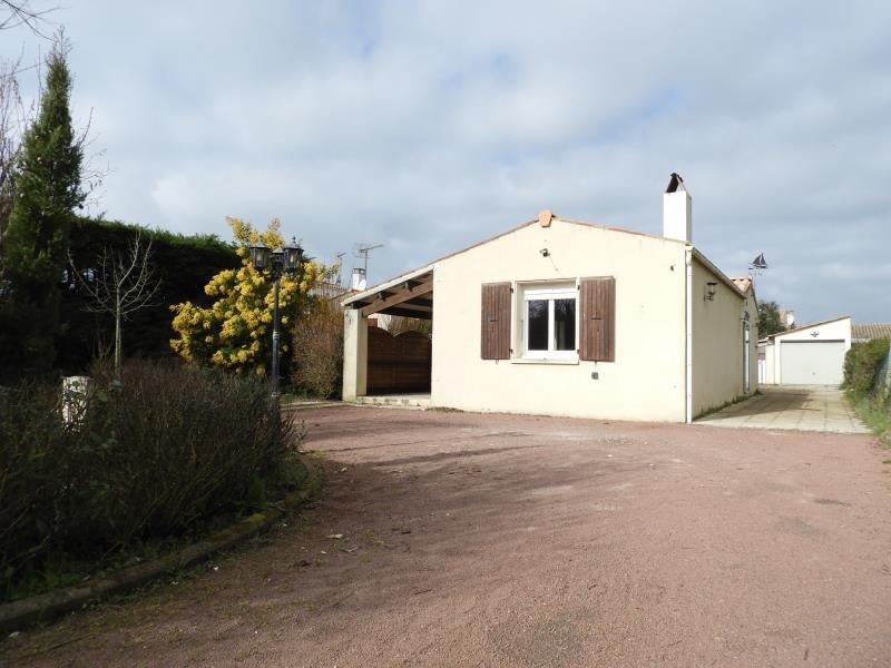 Vente maison / villa St pierre d'oleron 376400€ - Photo 4