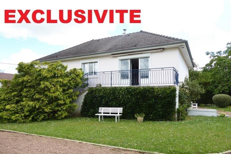 Sale house / villa Varennes vauzelles 154000€ - Picture 1