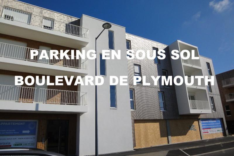 Rental parking spaces Brest 30€ CC - Picture 1