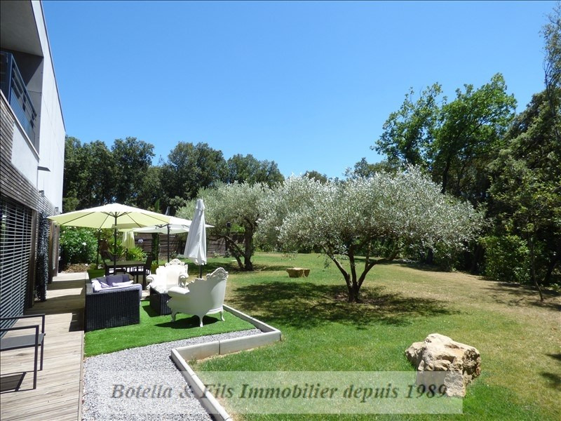 Vente de prestige maison / villa Uzes 880000€ - Photo 1