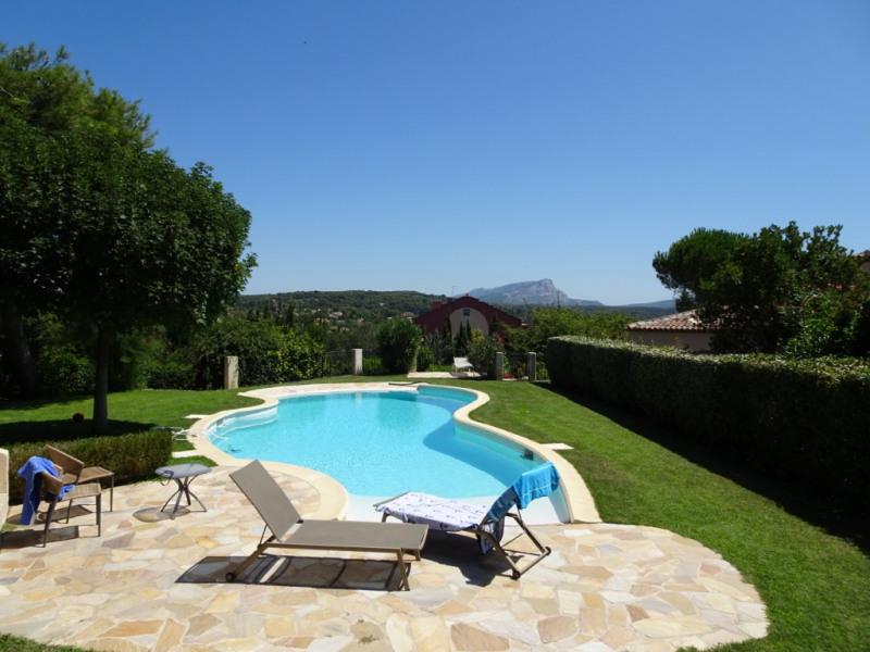 Vente de prestige maison / villa Aix en provence 1365000€ - Photo 1