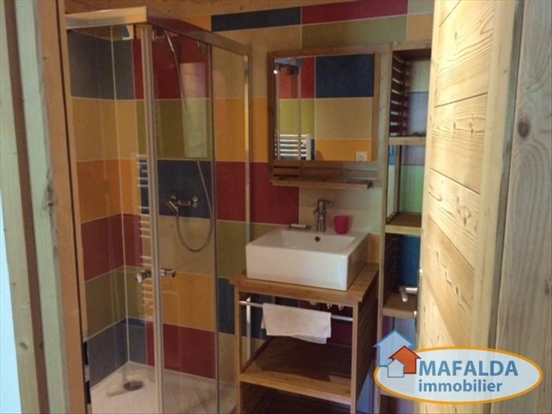 Rental apartment Mont saxonnex 690€ CC - Picture 4
