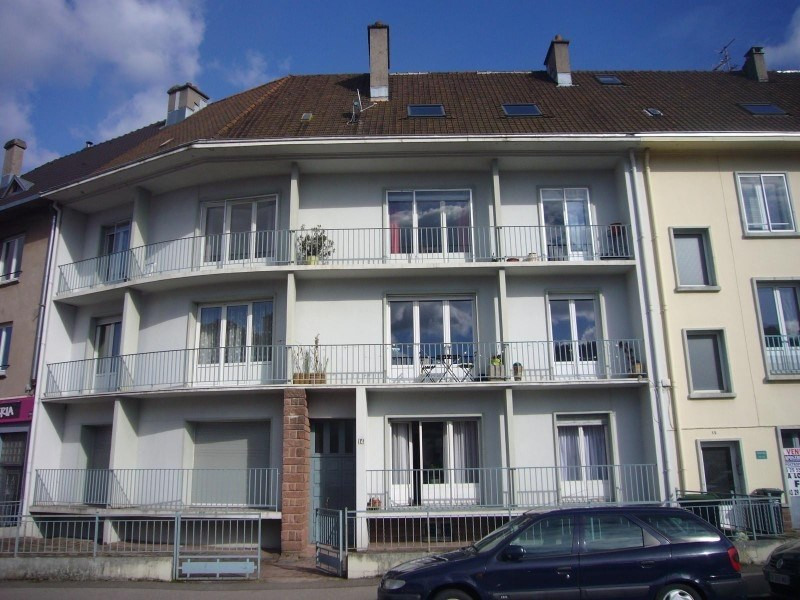Vente appartement Saint-die 108000€ - Photo 1
