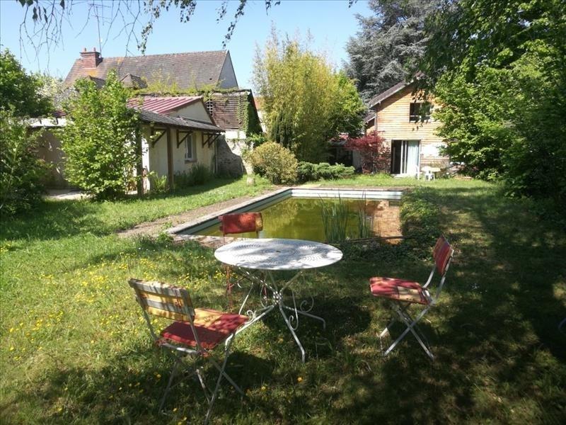 Vente maison / villa Bois le roi 520000€ - Photo 1