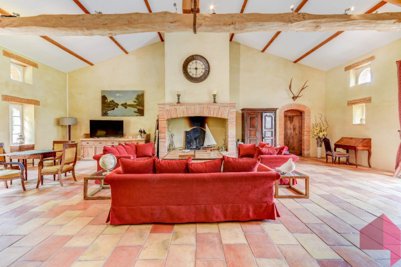 Vente de prestige maison / villa Verfeil 1263000€ - Photo 4