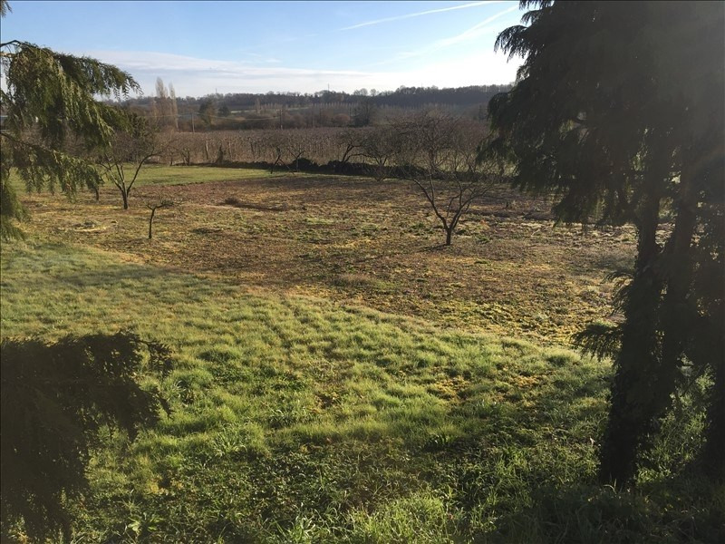 Vente terrain Iteuil 42000€ - Photo 1