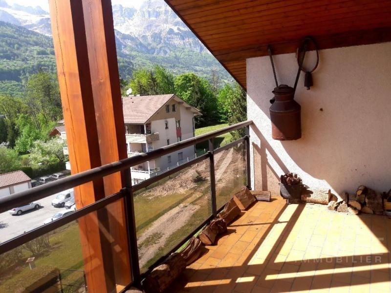 Vente de prestige appartement Sallanches 214000€ - Photo 5