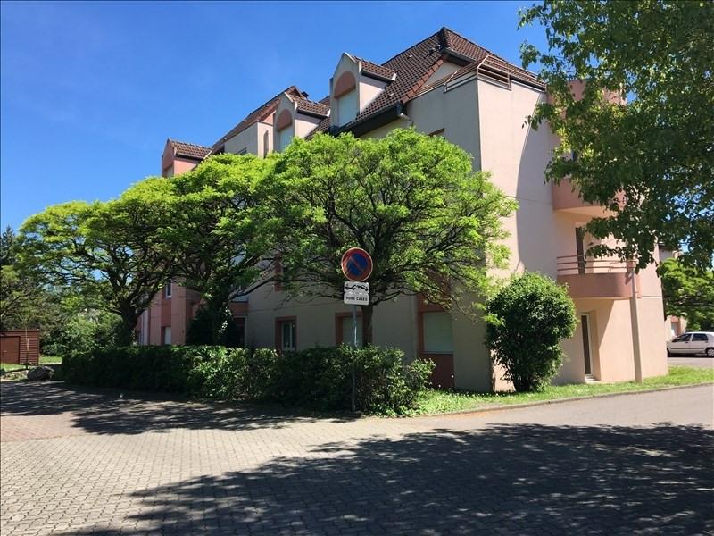 Vermietung wohnung Illkirch graffenstaden 380€ CC - Fotografie 4