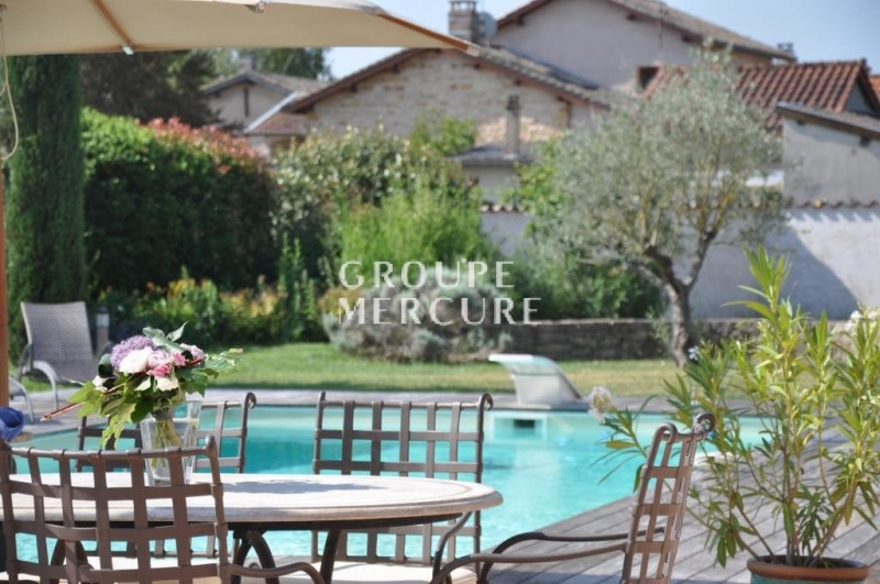 Vente de prestige maison / villa Villefranche sur saone 980000€ - Photo 3