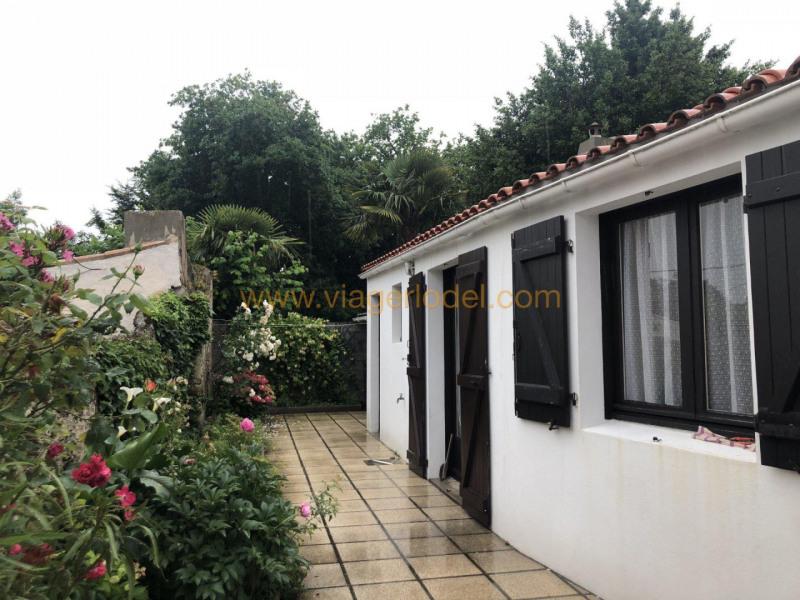 Vendita nell' vitalizio di vita appartamento Beauvoir-sur-mer 31500€ - Fotografia 2