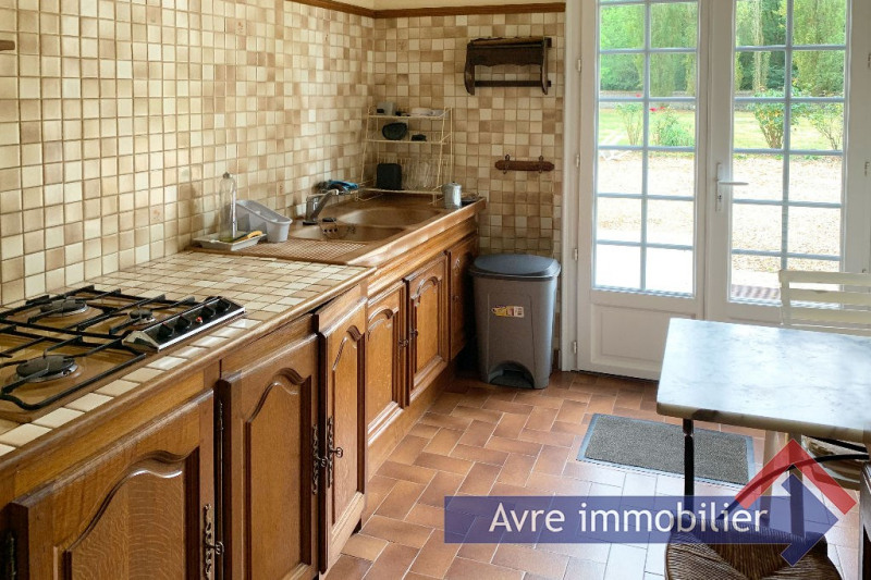 Vente maison / villa Verneuil d'avre et d'iton 280000€ - Photo 7