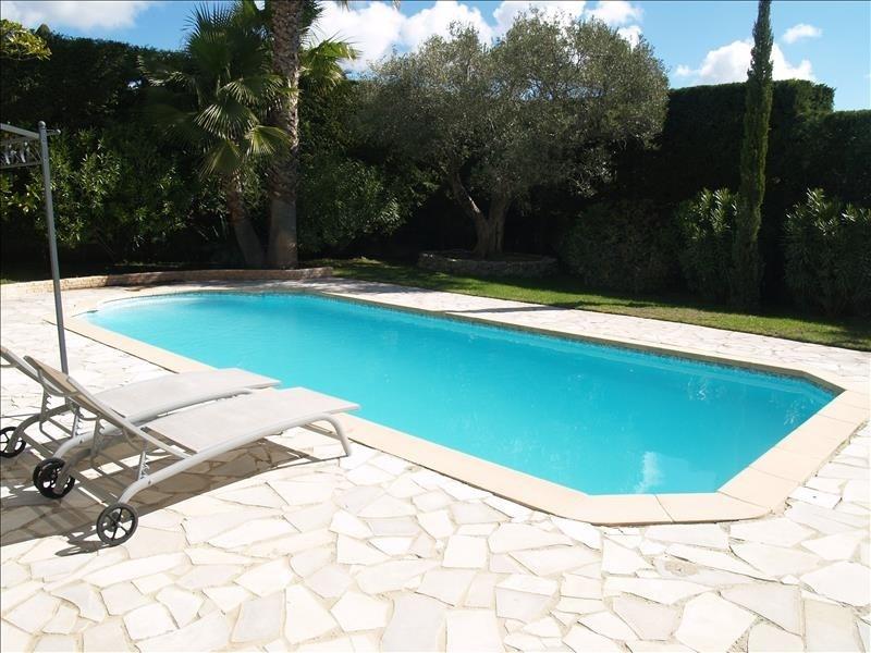 Vente de prestige maison / villa St raphael 1350000€ - Photo 20