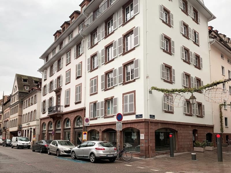 Sale parking spaces Strasbourg 28000€ - Picture 3