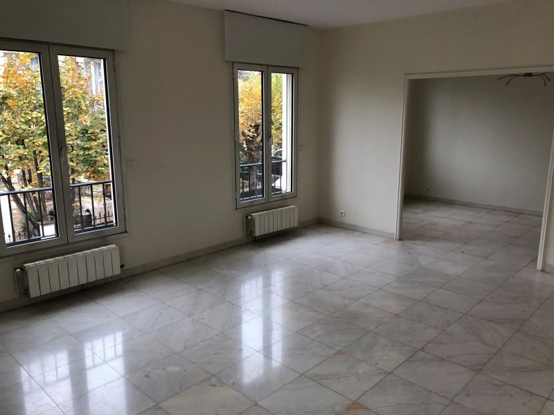 Rental apartment Asnieres sur seine 1880€ CC - Picture 2