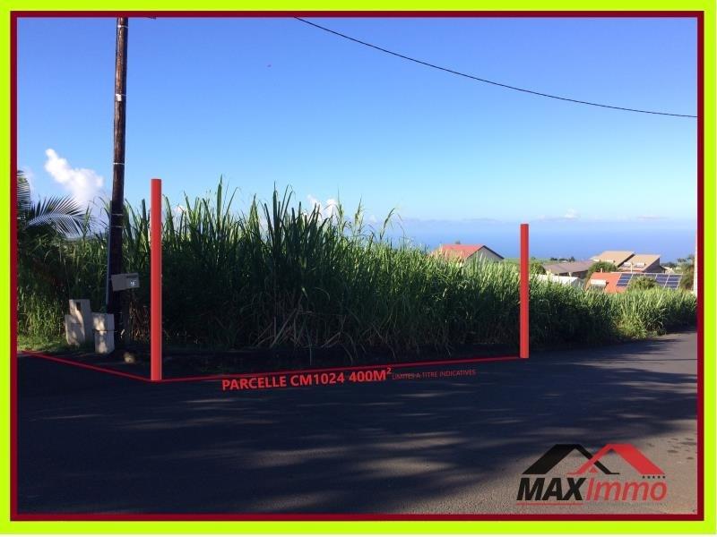 Vente terrain Le tampon 106000€ - Photo 4