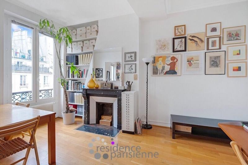 Vente appartement Paris 2ème 740000€ - Photo 4