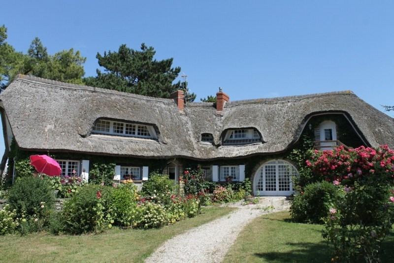 Deluxe sale house / villa Blainville sur mer 660000€ - Picture 1