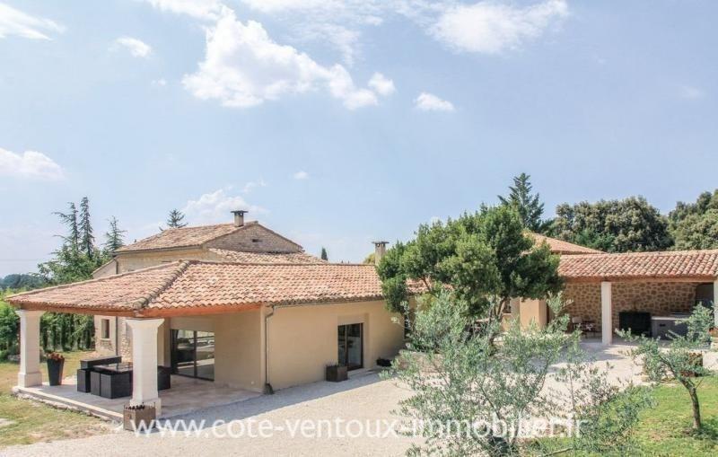 Verkoop van prestige  huis Velleron 749000€ - Foto 1