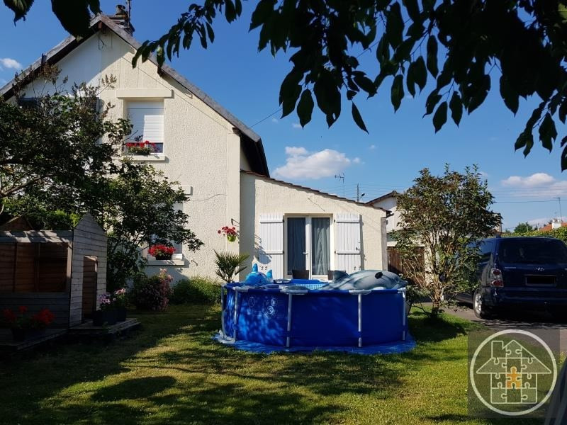 Vente maison / villa Thourotte 168000€ - Photo 1