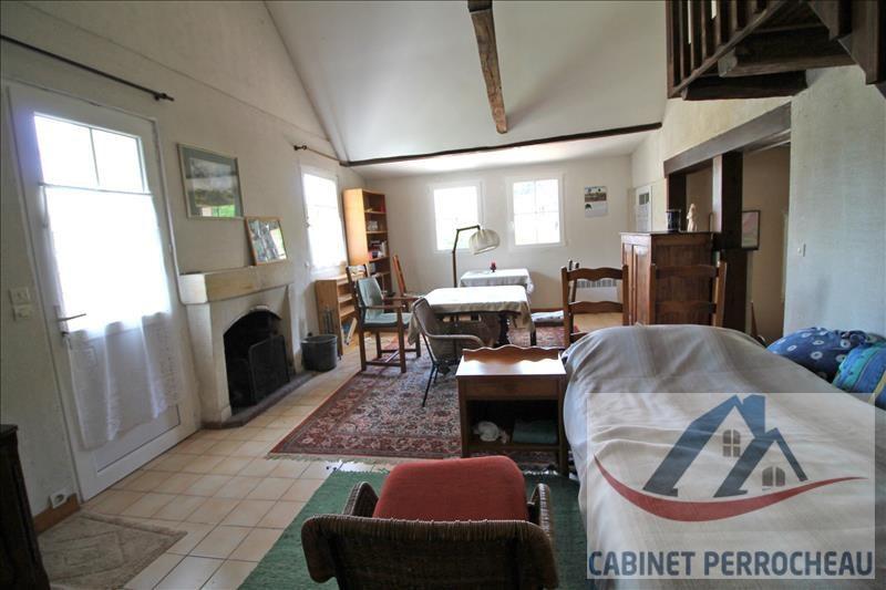 Vente maison / villa La chartre sur le loir 129000€ - Photo 6