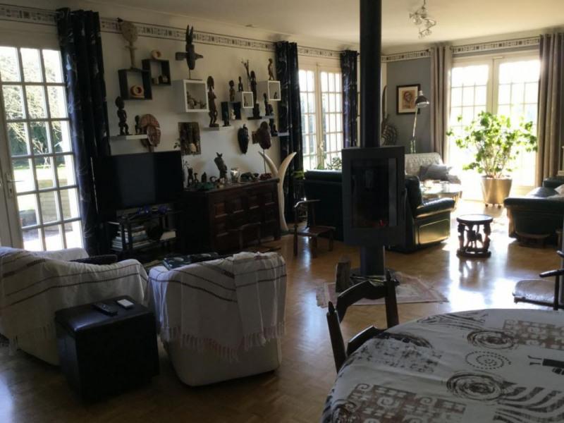 Sale house / villa Pont-l'évêque 472500€ - Picture 2