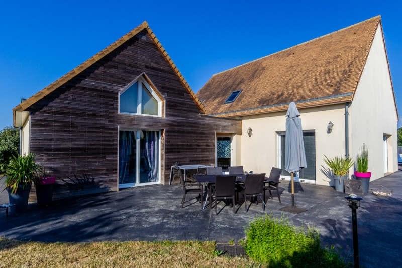 Vente maison / villa Colleville montgomery 499000€ - Photo 1