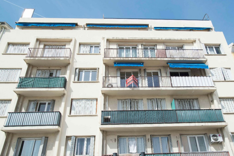 Sale apartment Nice 129 000€ - Picture 1