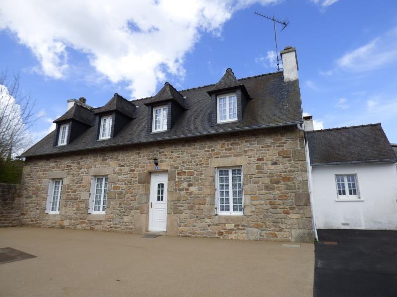 Vente maison / villa Plounevez moedec 128500€ - Photo 1
