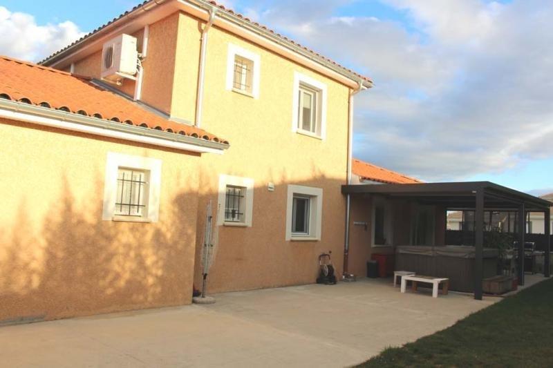 Vente maison / villa Villette d'anthon 455000€ - Photo 2