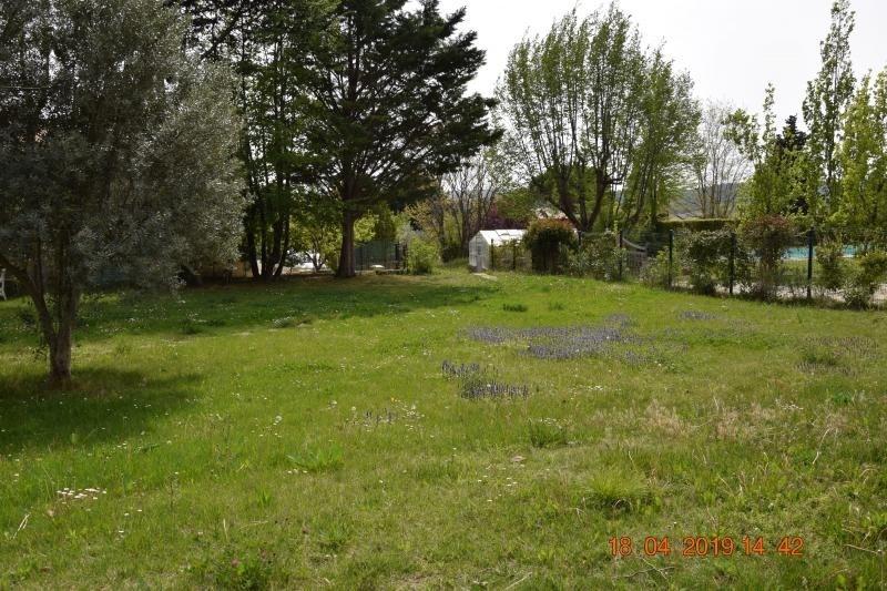 Vente terrain Eguilles 439000€ - Photo 1
