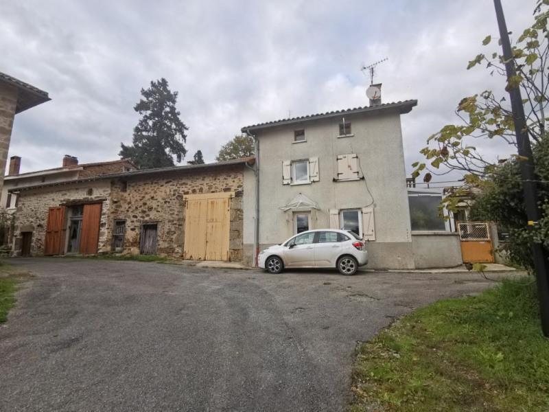 Vente maison / villa Saint victurnien 97000€ - Photo 1