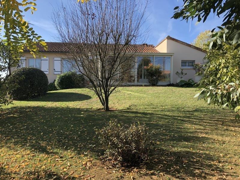 Vente maison / villa Liguge 239000€ - Photo 12