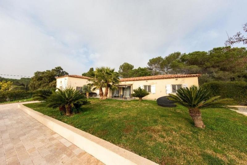 Vente maison / villa Roquebrune sur argens 676000€ - Photo 1