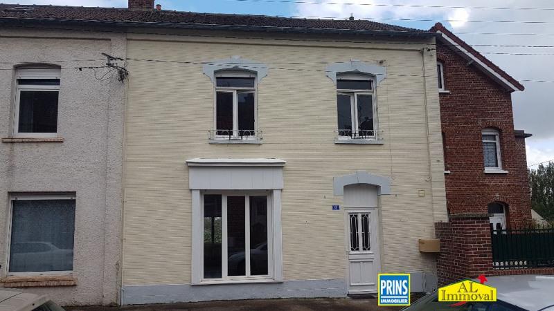 Vente maison / villa Isbergues 75000€ - Photo 1