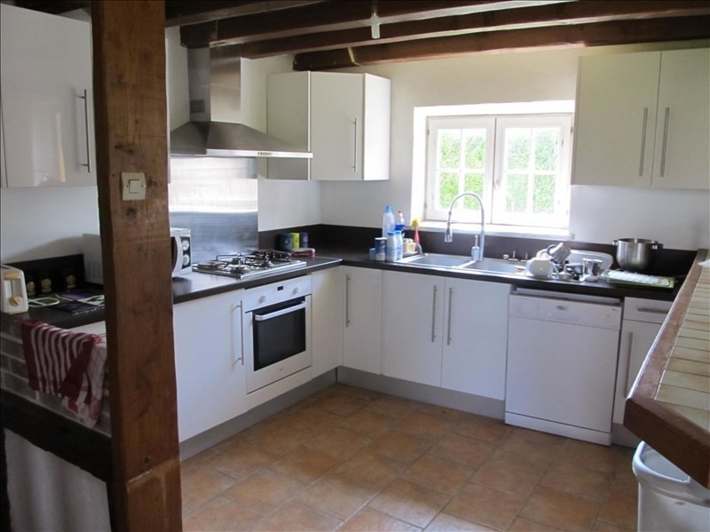 Sale house / villa Breteuil sur iton 153000€ - Picture 5