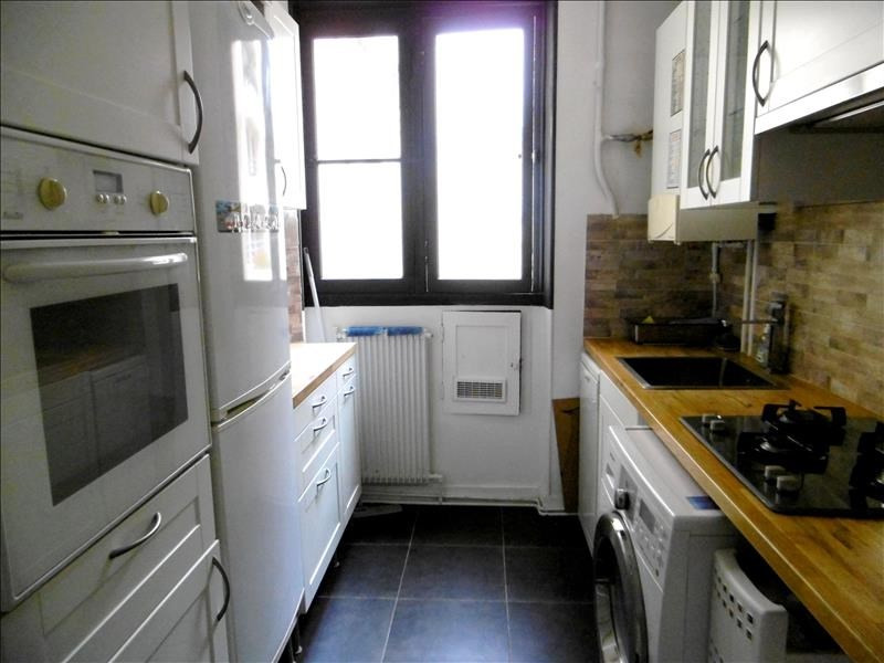 Rental apartment Levallois 1620€ CC - Picture 4