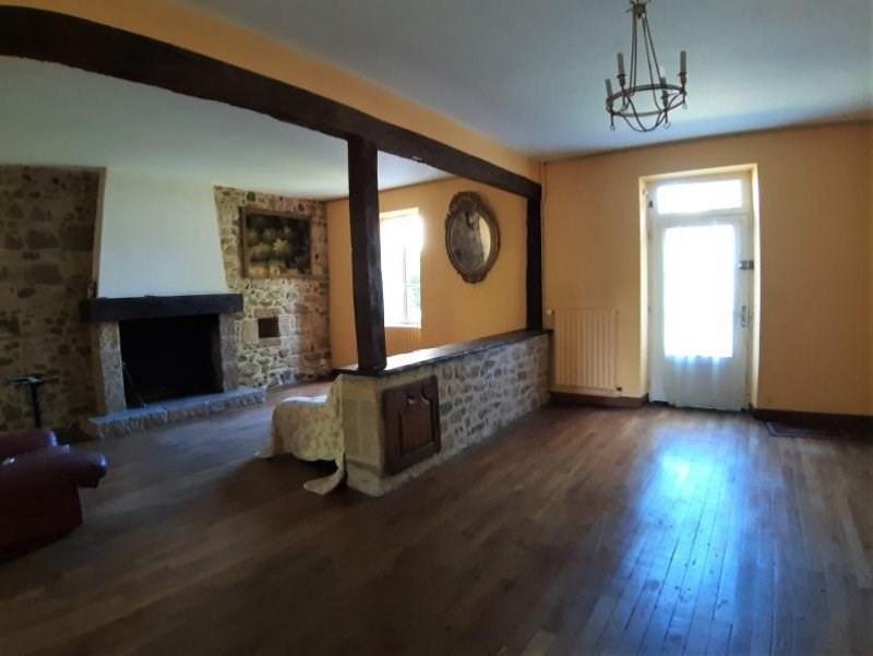 Sale house / villa Ygrande 101000€ - Picture 4
