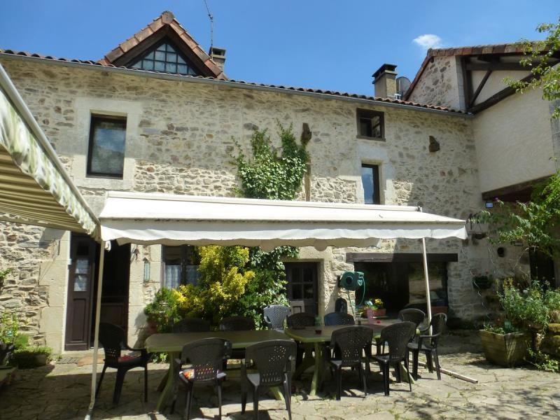 Vente maison / villa St pardoux la riviere 399950€ - Photo 4