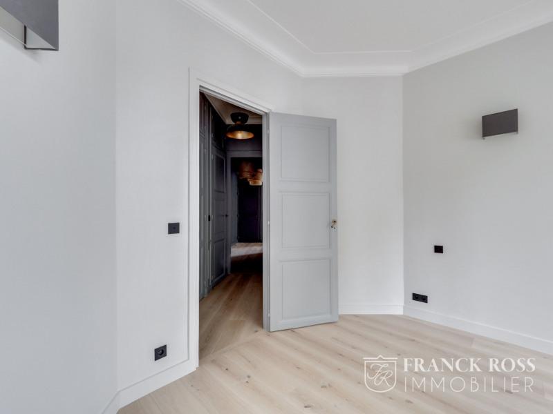 Alquiler  apartamento Paris 16ème 4500€ CC - Fotografía 8