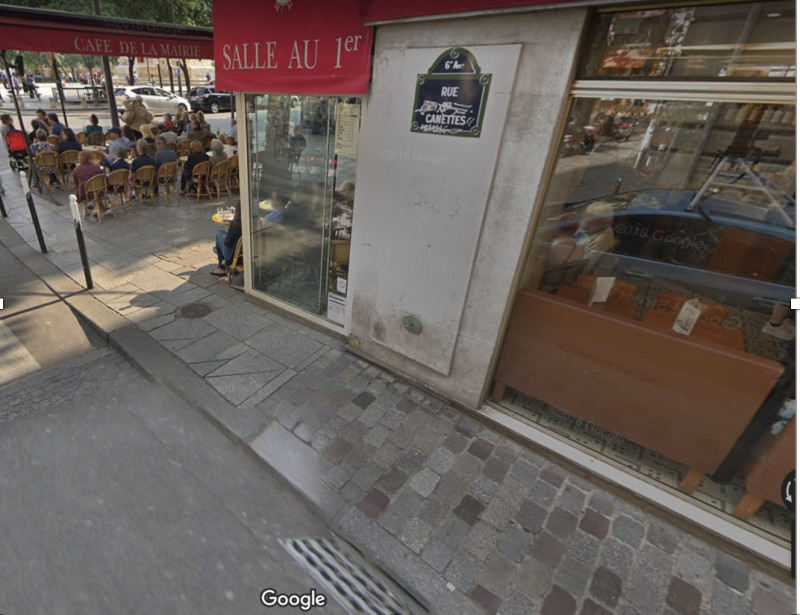 Cession de bail boutique Paris 6ème 250 000€ - Photo 1