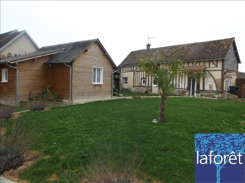 Vente maison / villa Acquigny 136000€ - Photo 1
